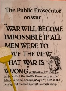 Bodkin poster detail