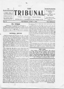 Page from Tribunal