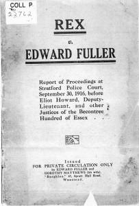 Fuller's account