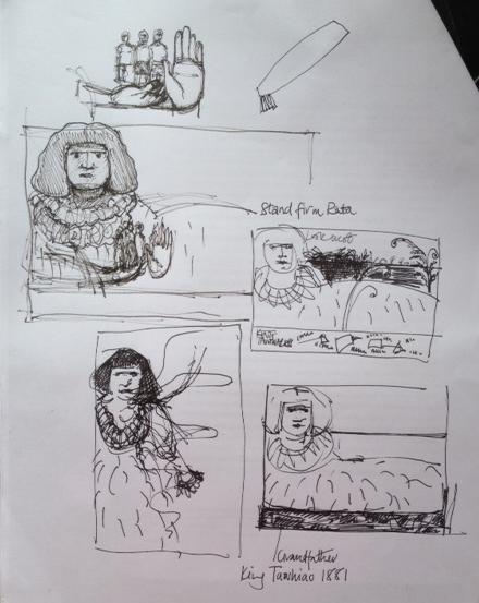 te_puea_sketches