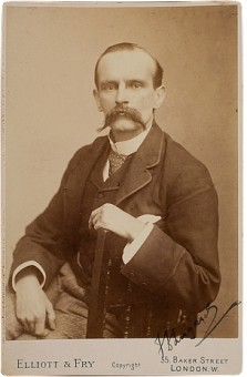 Frederick Lugard, 1st Baron Lugard, butcher of Satiru. Source: Wikimedia Commons.